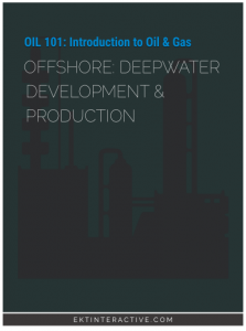 Offshore Deepwater Development Production Ebook Cover