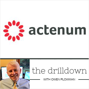 Improving Drilling Scheduling with Owen Plowman of Actenum